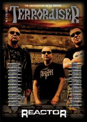 Terroraiser 74 cover