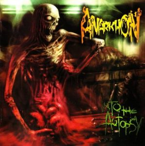 ANARKHON Into The Autopsy