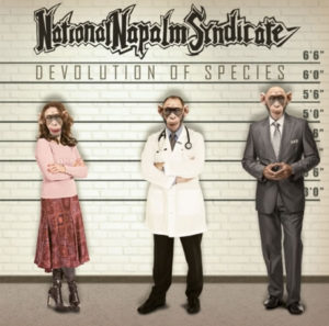NATIONAL NAPALM SYNDICATE Devolution Of Species