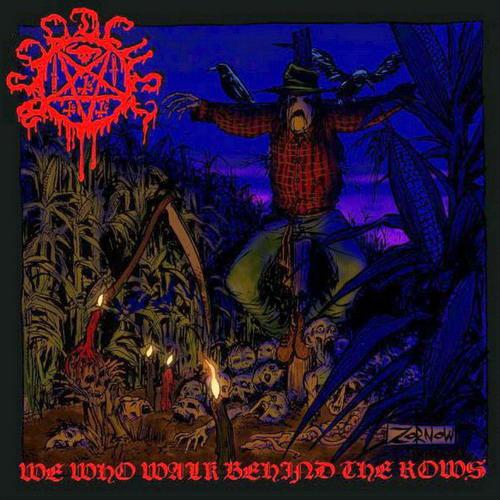 BLOOD CULT We Who Walk Behind the Rows
