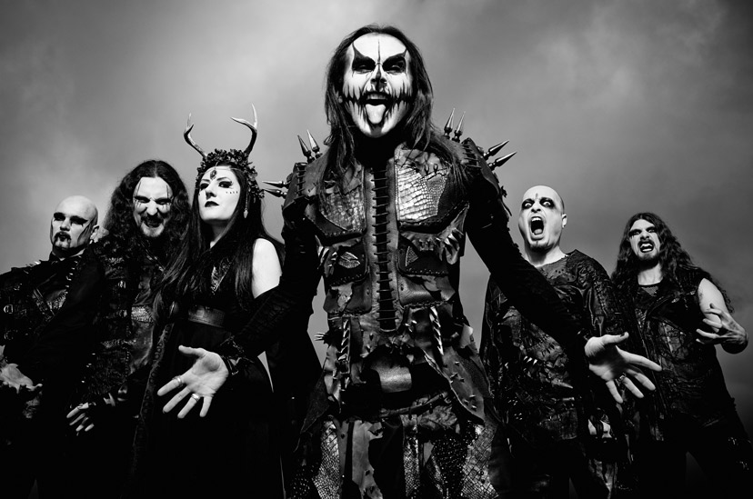 CRADLE OF FILTH2017