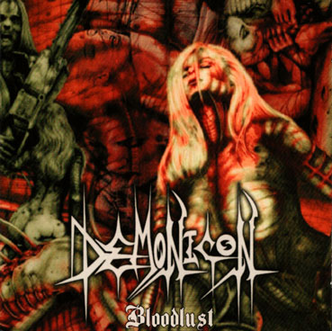 DEMONICON Bloodlust