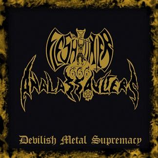 FLESH HUNTER AND THE ANALASSAULTERS Devilish Metal Supremacy