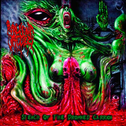 PURULENT JACUZZI Stench of the Drowned Carrion