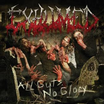EXHUMED All Guts, No Glory