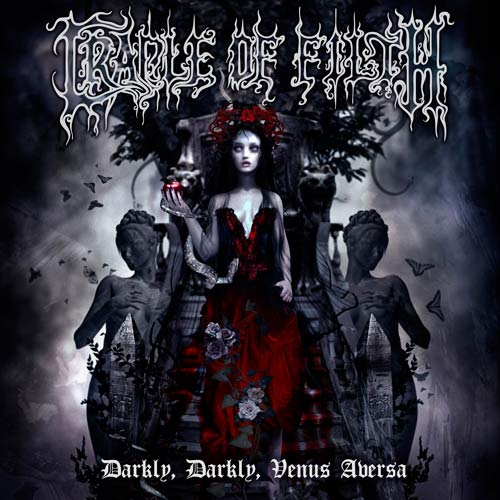 CRADLE OF FILTH Darkly, Darkly, Venus Aversa