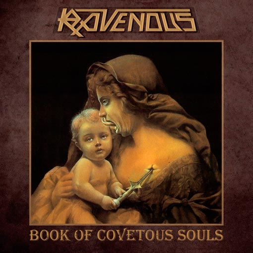 RAVENOUS Book of Covetous Souls