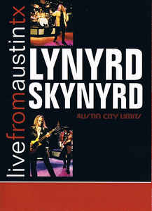 LYNYRD SKYNYRD Live From Austin tx