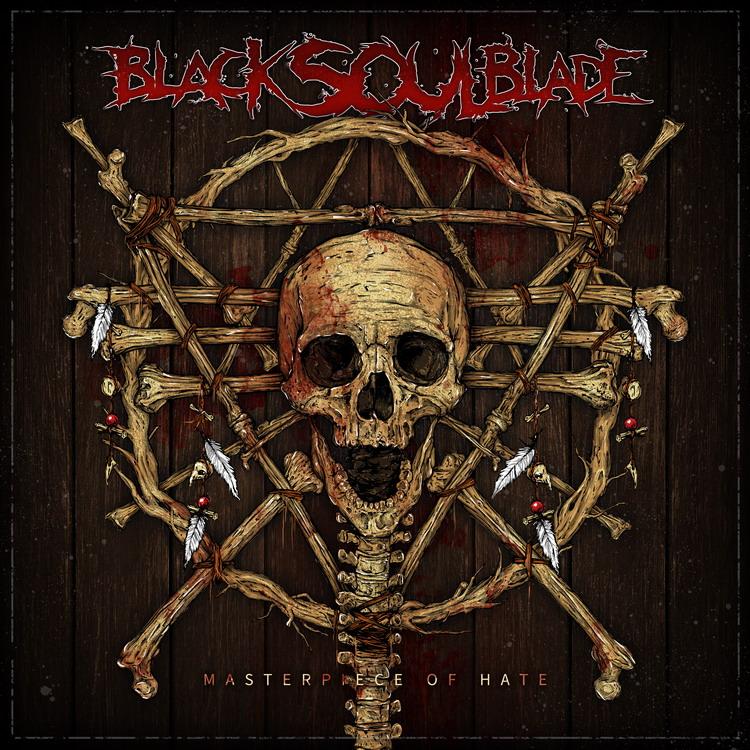 BLACK SOUL BLADE Masterpiece of Hate