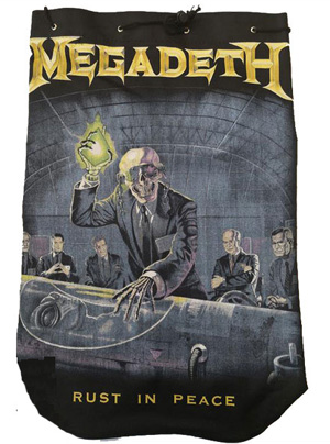 Bag Megadeth