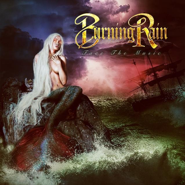 burningrainfacethemusiccd