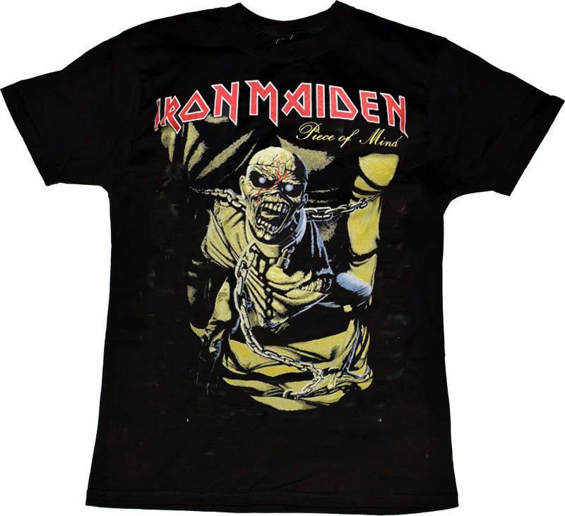 Iron Maiden POM front