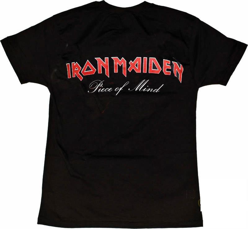 Iron Maiden POM tyl