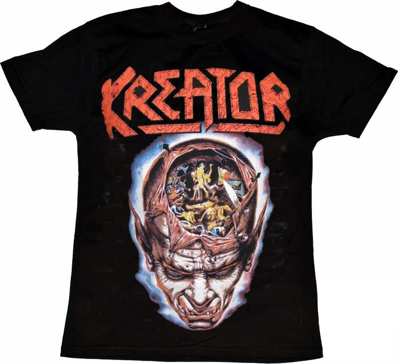 Kreator front