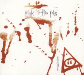 PINK LITTLE PIG Piercing By Blades