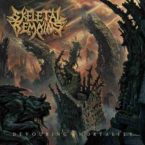 SKELETAL REMAINS Devouring Mortality