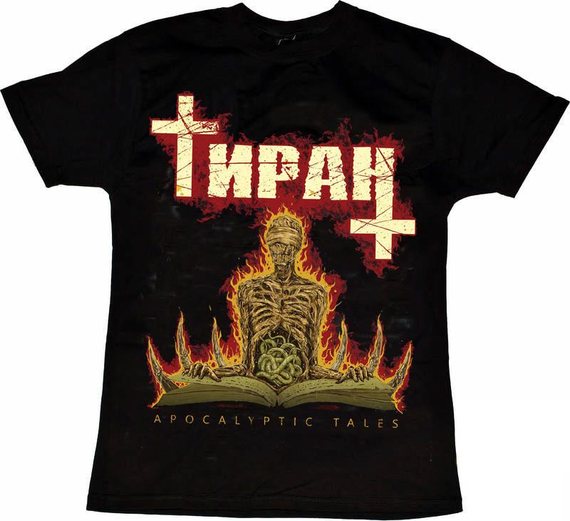 ТИРАН Apocalyptic front