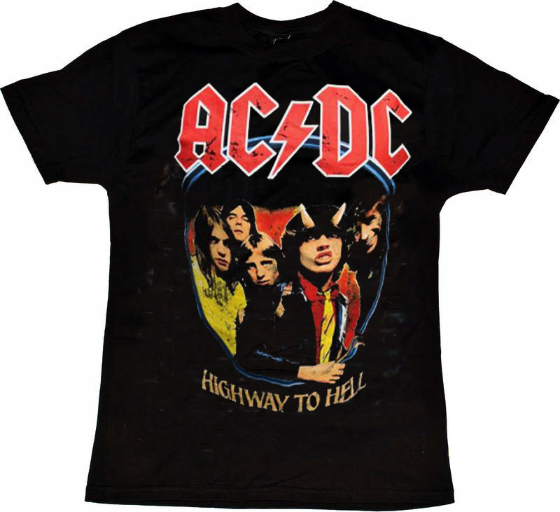 ACDC Highway To Hell front