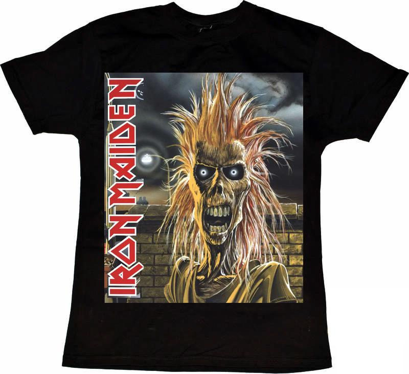 Ieon Maiden Iron Maiden front