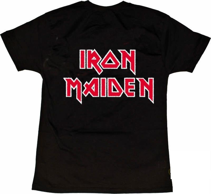Iron Maiden Iron Maiden tyl