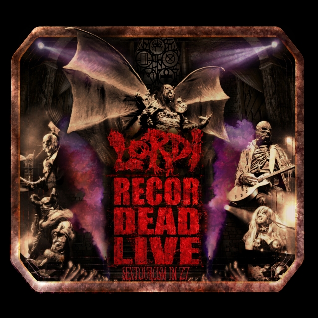lordirecordeadlivecover