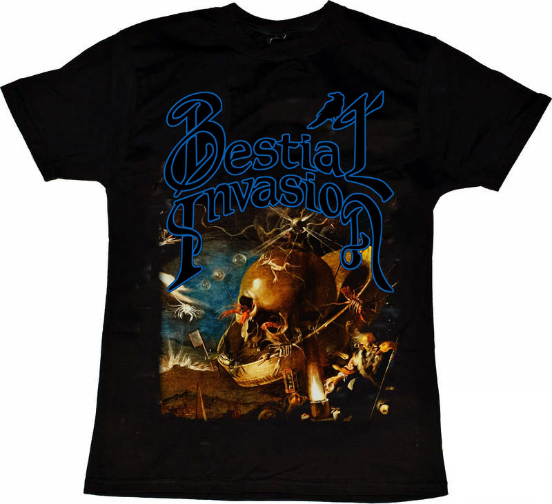 Bestual Invasion front