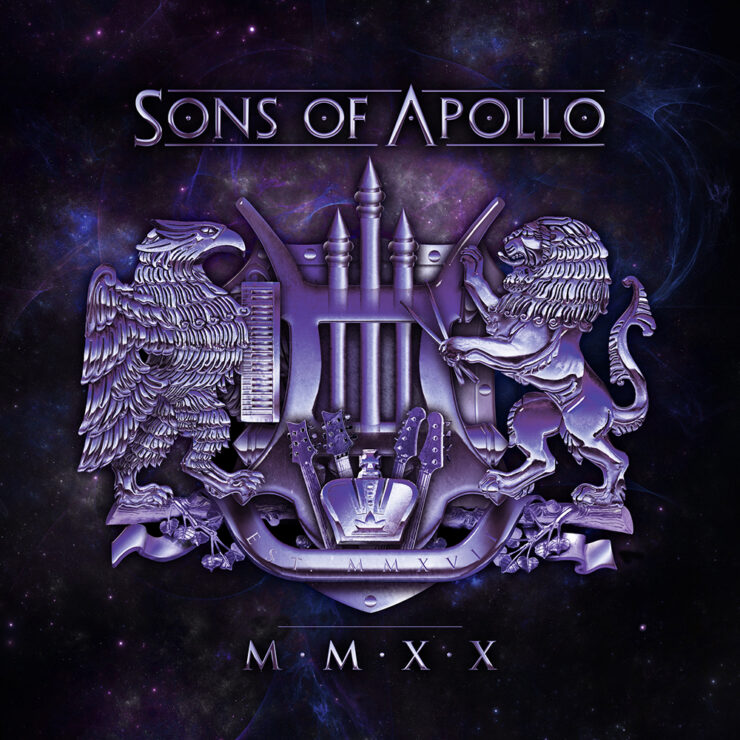 SONS OF APOLLO MMXX