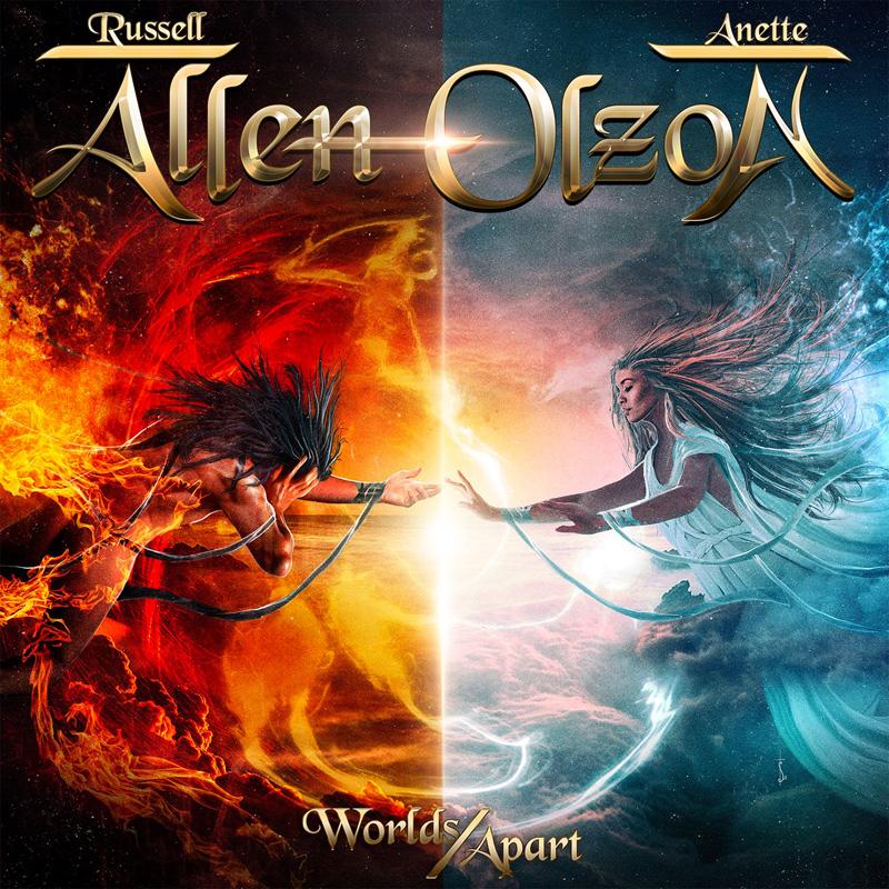 ALLEN-OLZON Worlds Apart