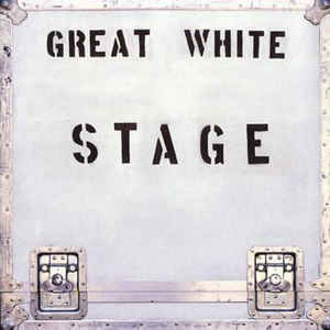 GREAT WHITE Stage