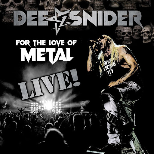 DEE SNIDER For The Love Of Metal Live!