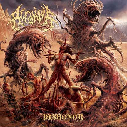 ACRANIUS Dishonor
