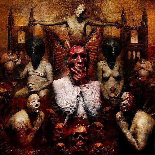 VADER Impressions in Blood