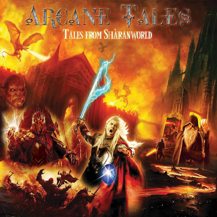 ARCANE TALES Tales from Sharanworld