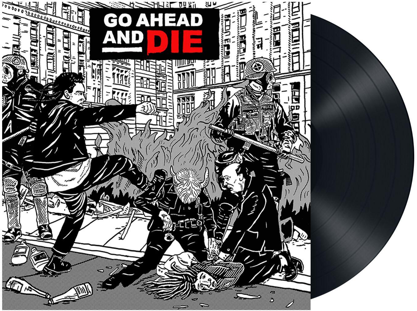 Go Ahead And Die