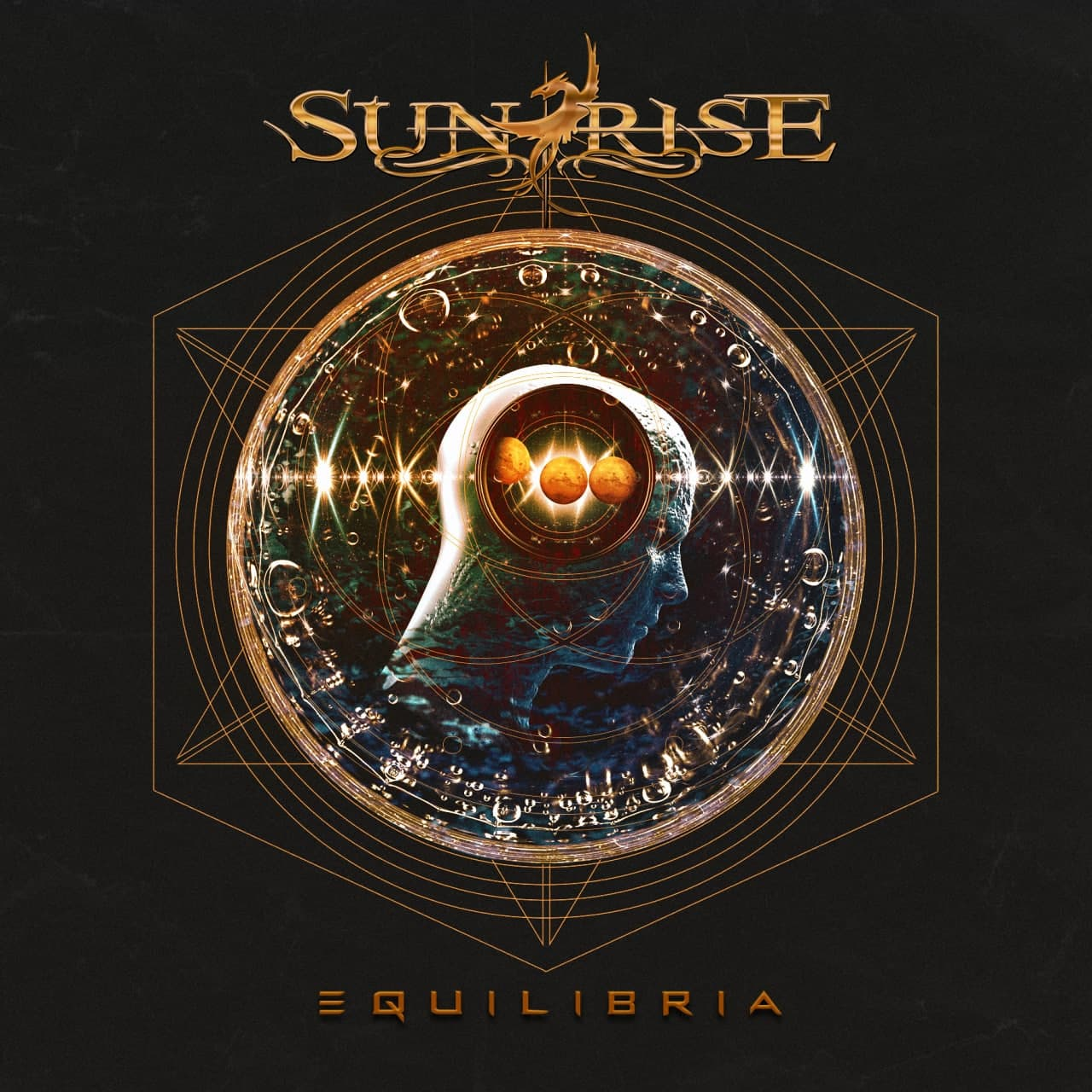 Sunrise - Equilibria cover small