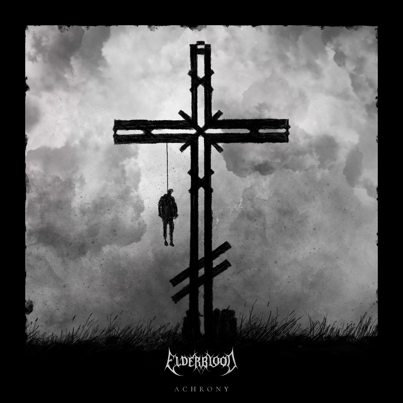 Elderblood - Achrony (cover)